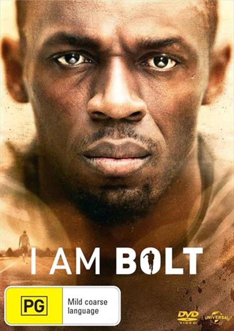 I Am Bolt | DVD