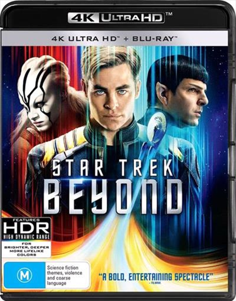 Star Trek Beyond | UHD