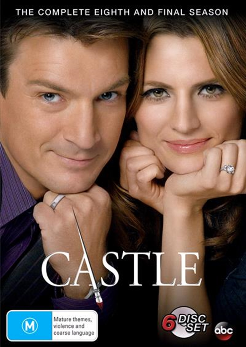 Castle - Season 8 | DVD