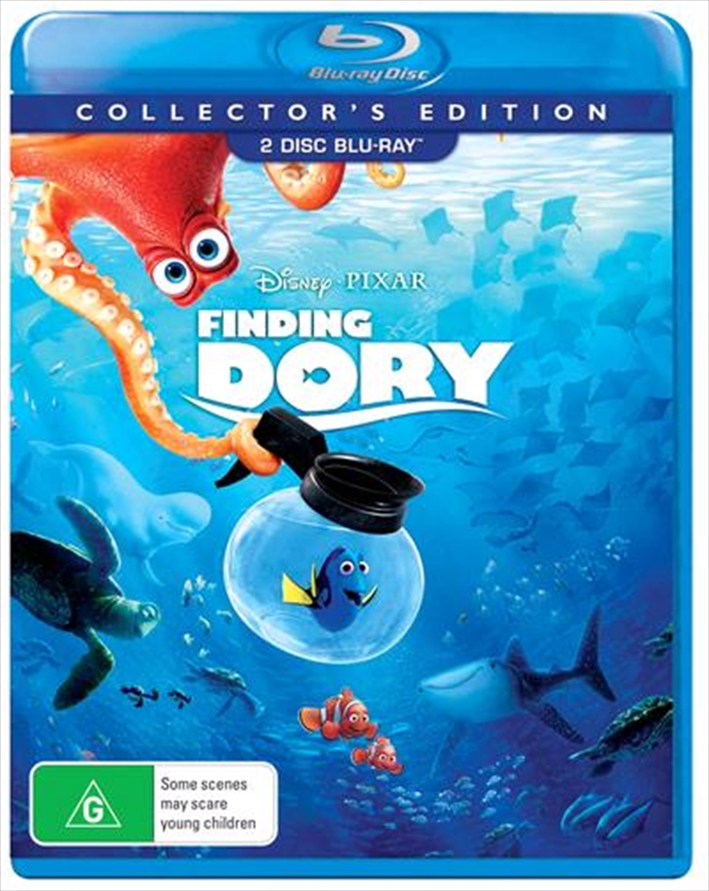 Buy Finding Dory Collector S Edition On Blu Ray Sanity