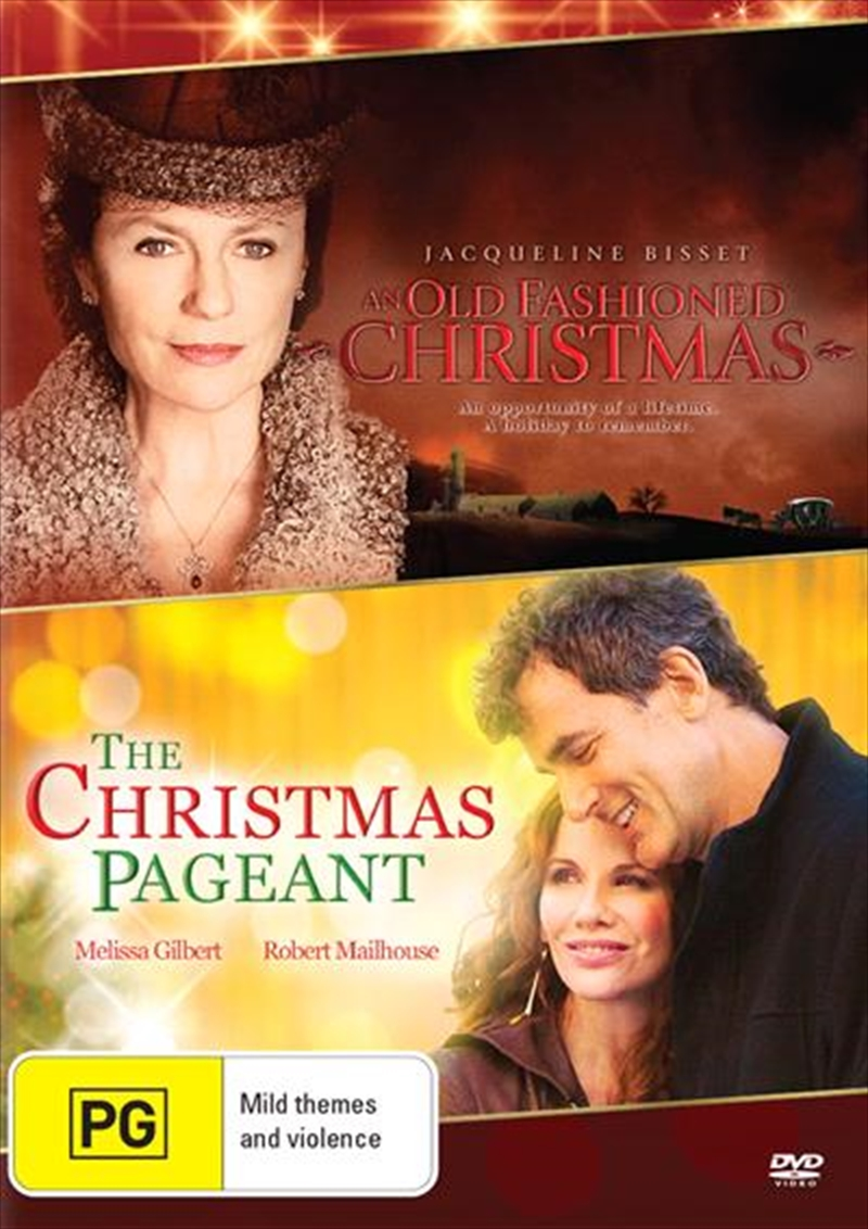 An Old Fashioned Christmas / The Christmas Pageant | DVD
