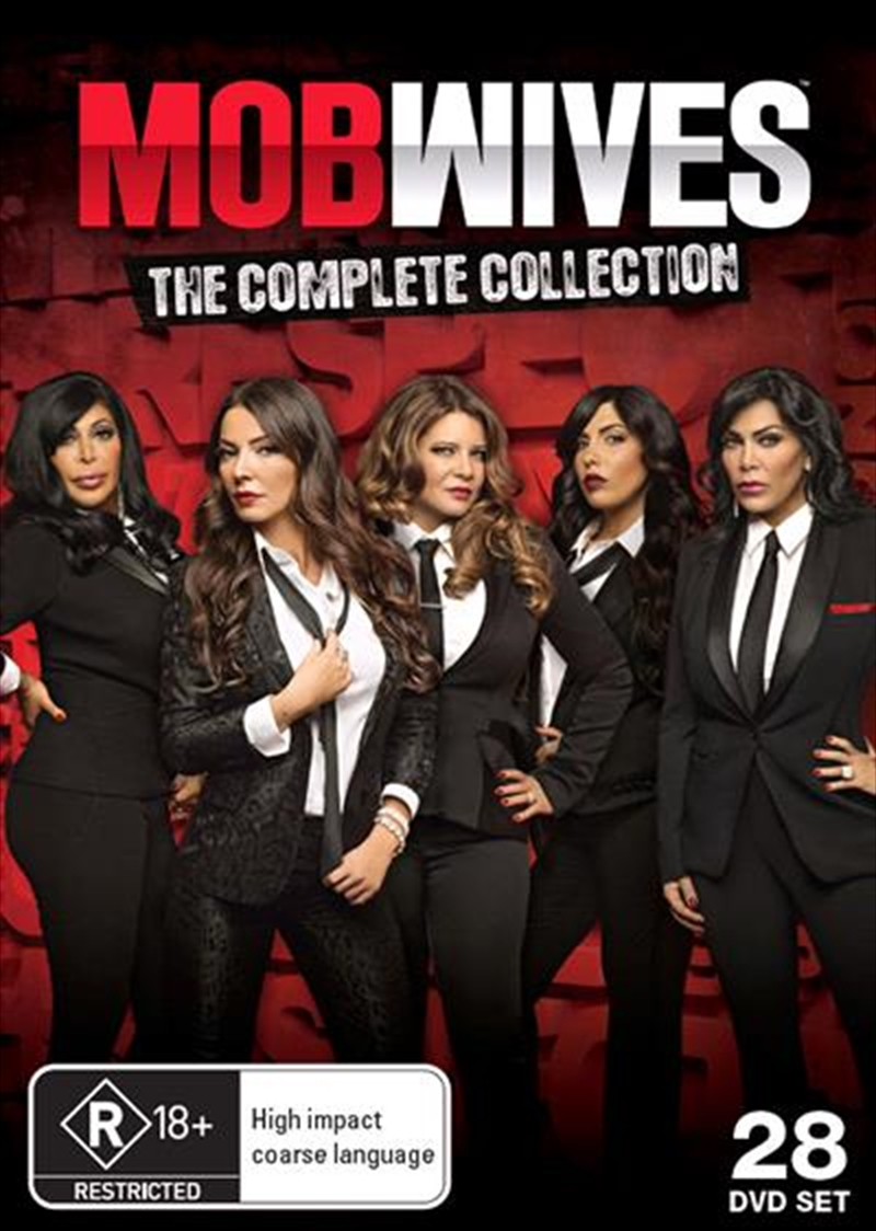Mob Wives | Series Collection | DVD