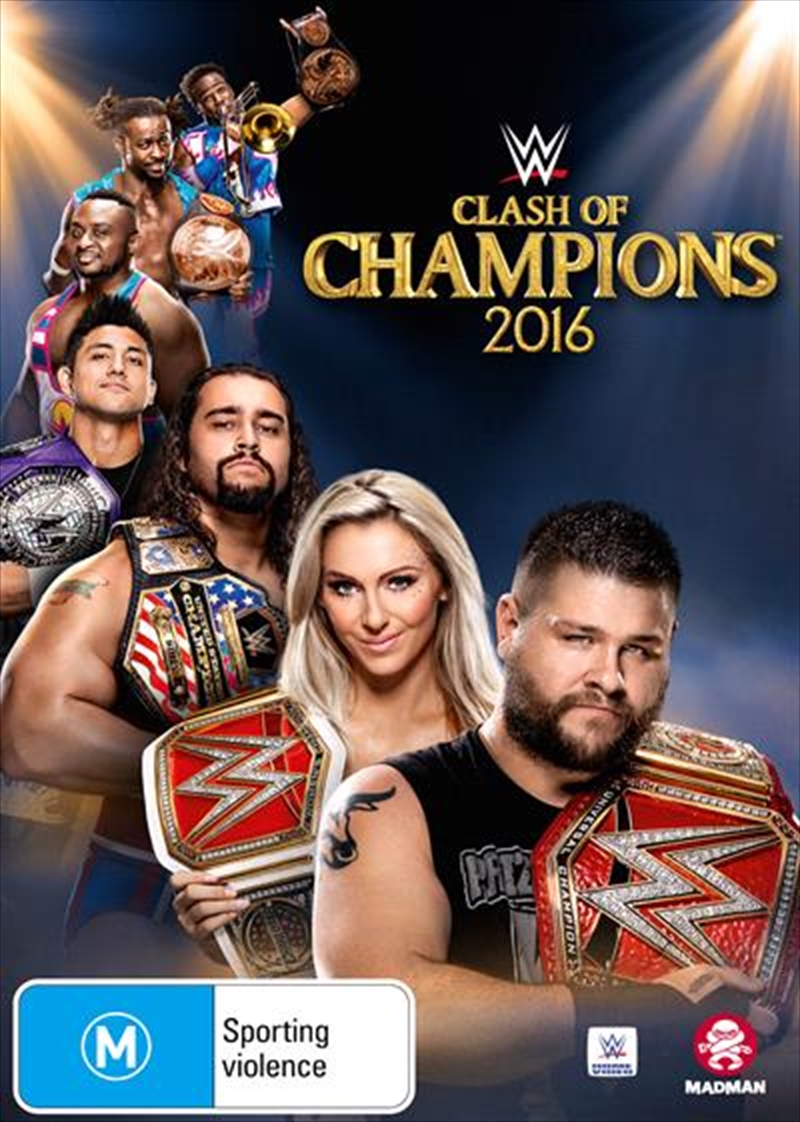 WWE - WCW - Clash Of The Champions 2016 | DVD
