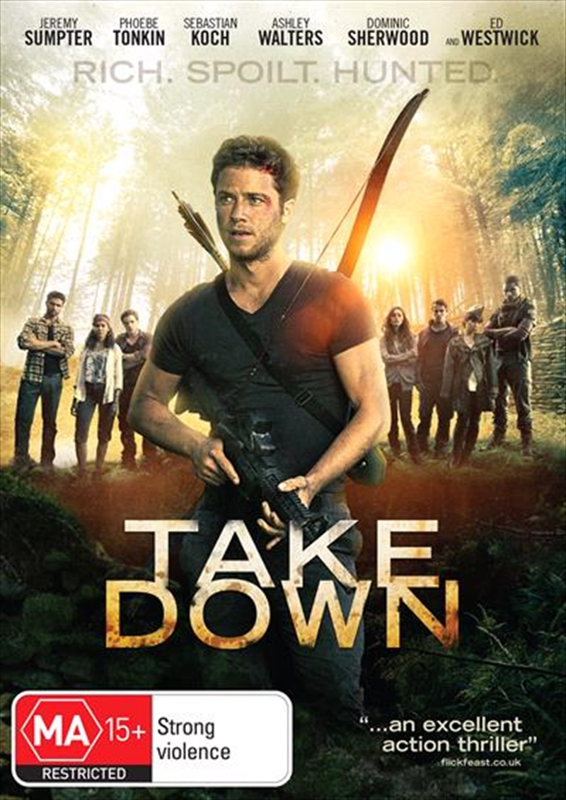 Take Down | DVD