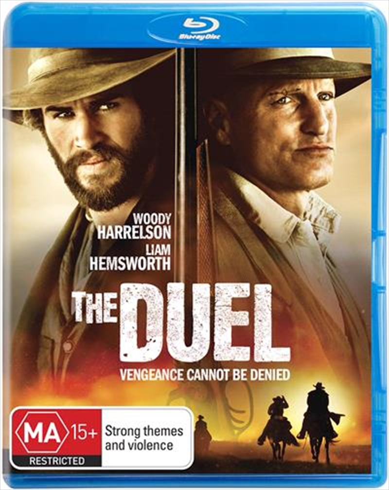 Duel, The | Blu-ray