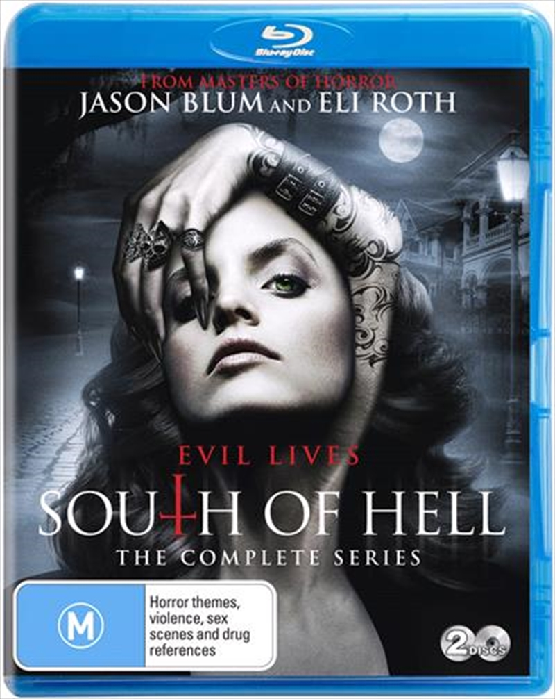 South of Hell | Series Collection | Blu-ray