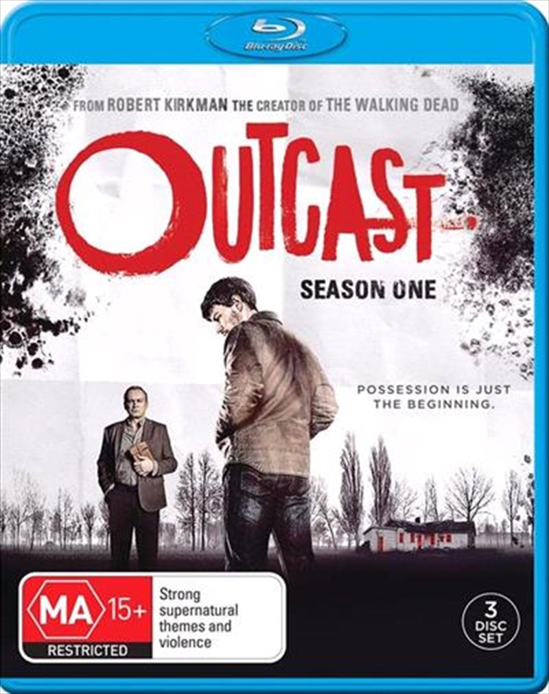 Outcast - Season 1 | Blu-ray