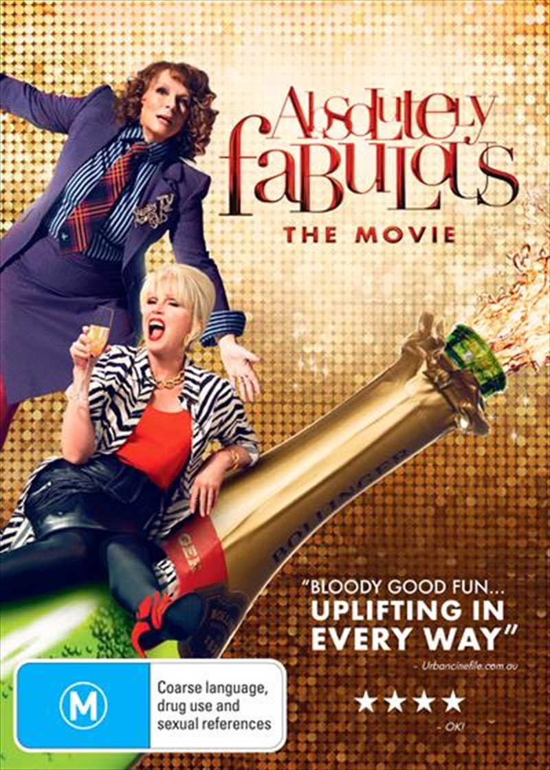 Absolutely Fabulous - The Movie | DVD