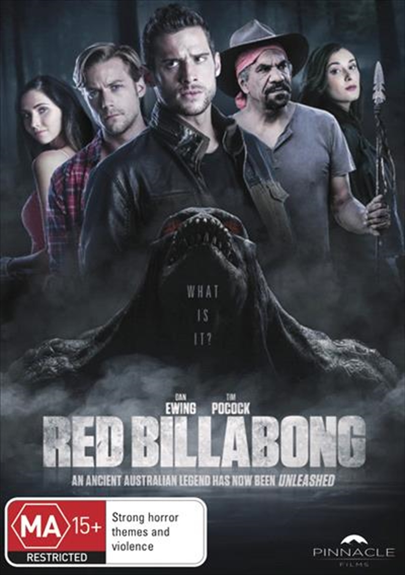 Red Billabong | DVD