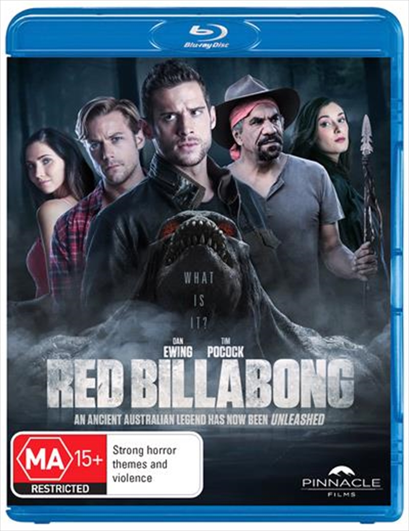 Red Billabong | Blu-ray
