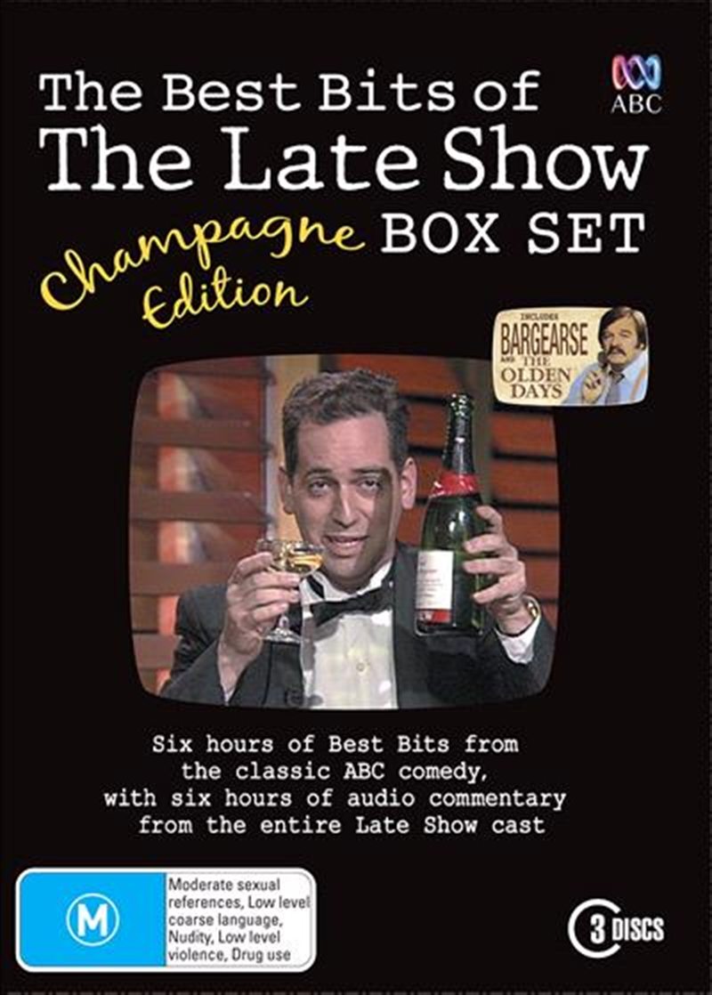 Late Show - Collection, The | DVD