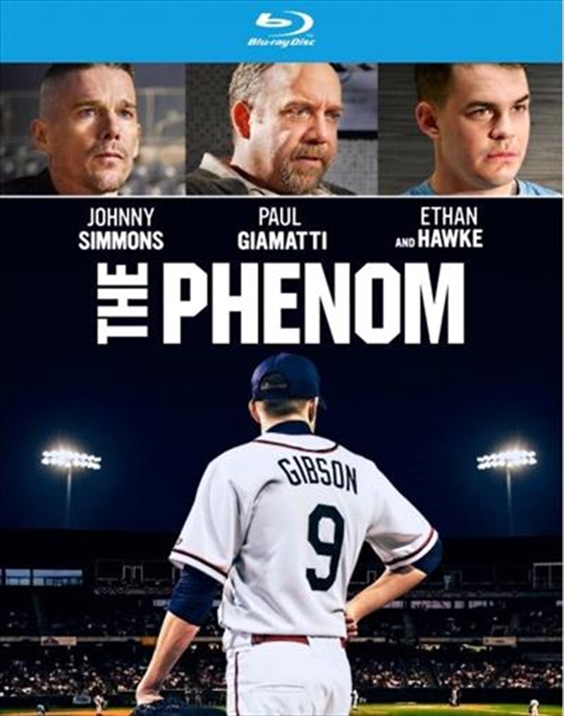 Phenom, The | Blu-ray