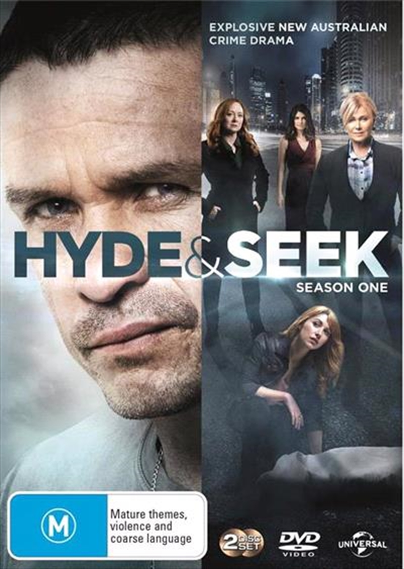 Hyde and Seek - Season 1 | DVD