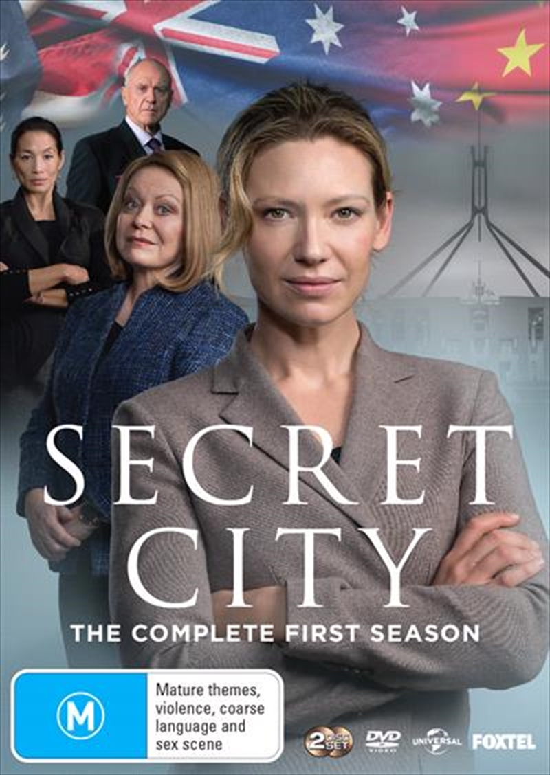 Secret City - Season 1 | DVD