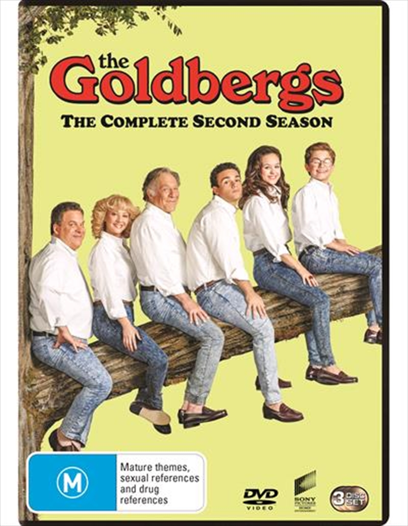 Goldbergs - Season 2, The | DVD