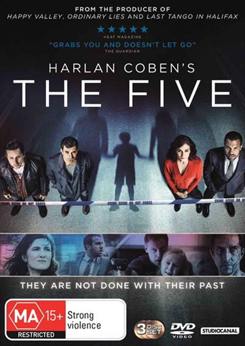 Five - Season 1, The | DVD