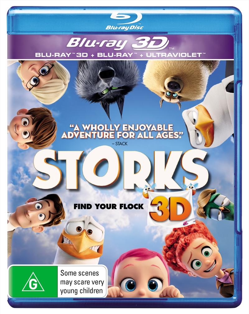 Storks | Blu-ray 3D