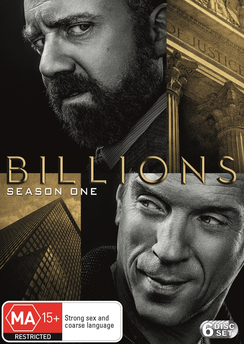 Billions - Season 1 | DVD