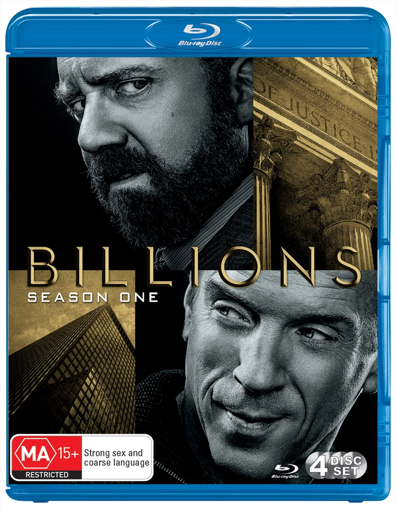 Billions - Season 1 | Blu-ray
