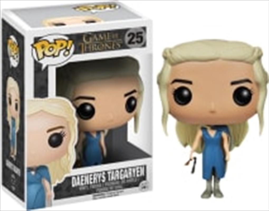 Daenerys (Blue Dress) | Pop Vinyl