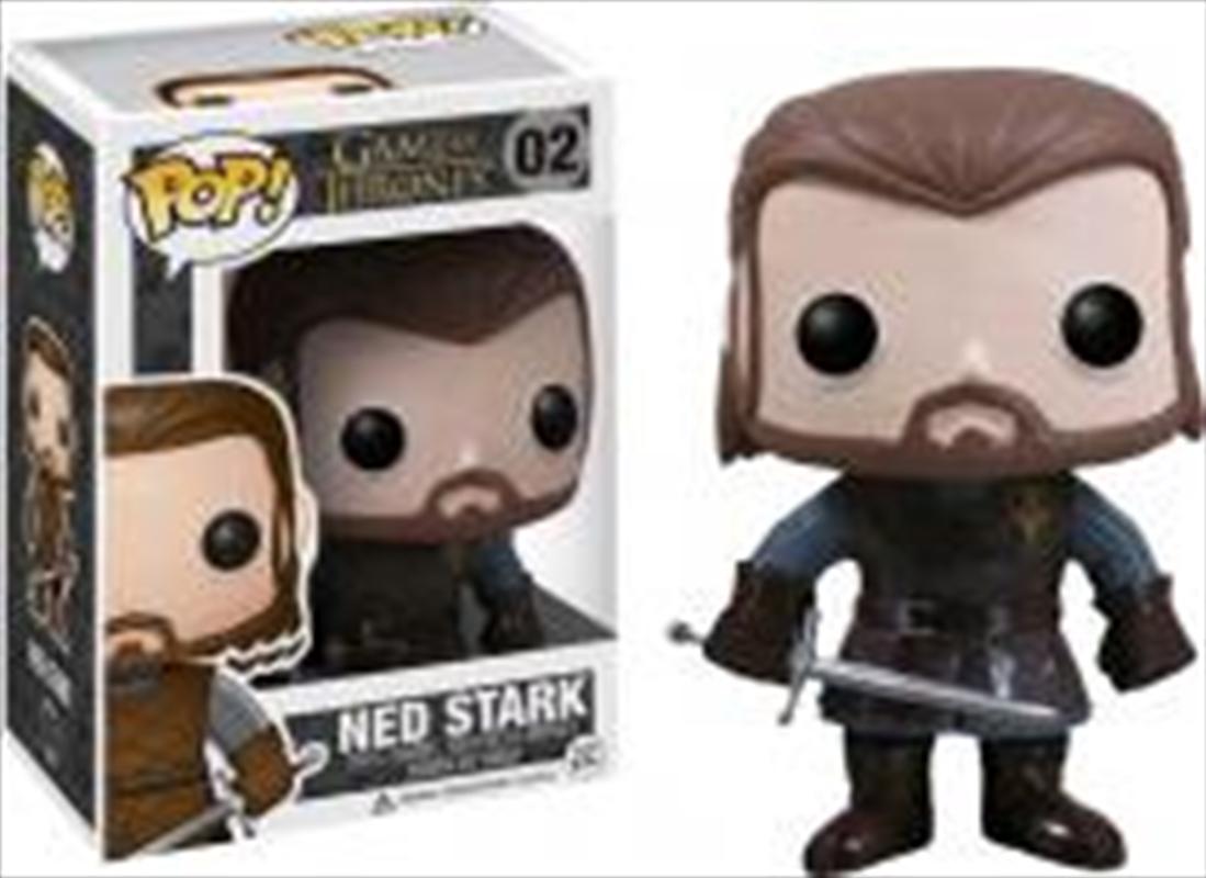 Ned Stark | Pop Vinyl