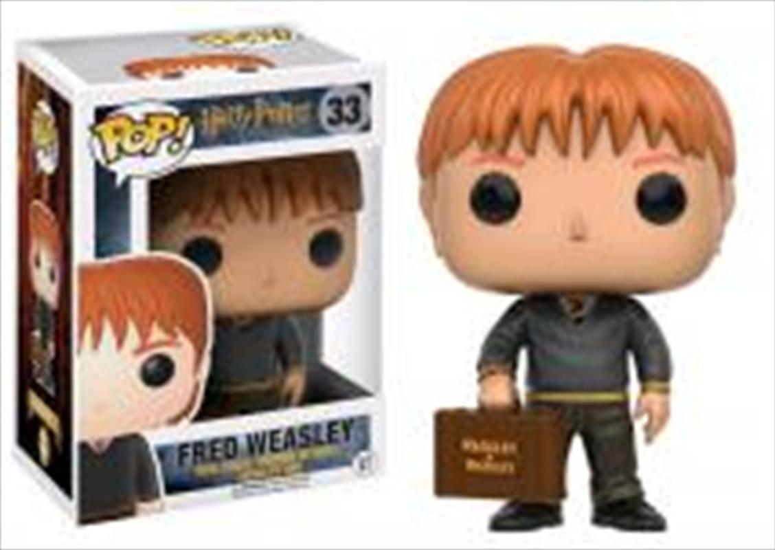 Fred Weasley | Pop Vinyl