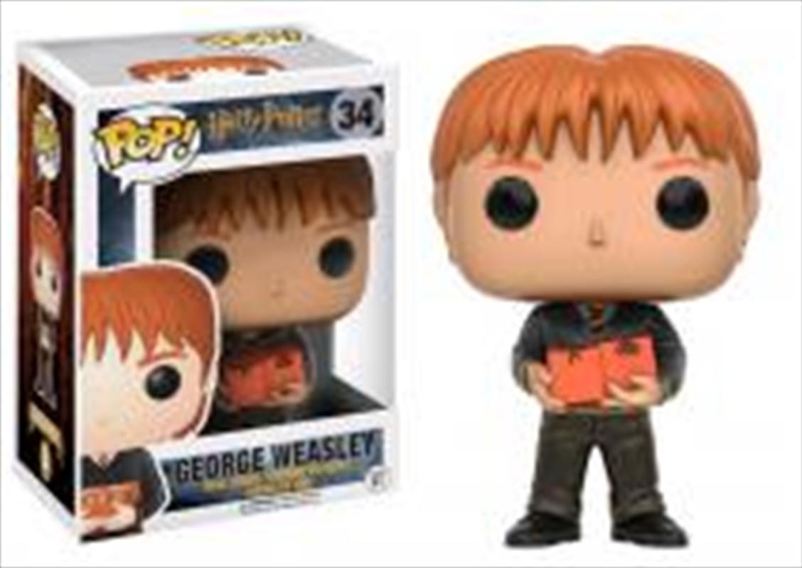 George Weasley | Pop Vinyl
