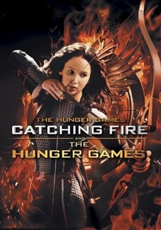 Hunger Games/Catching Fire | DVD