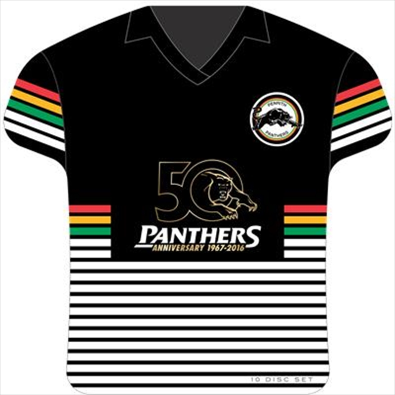 Nrl Pen Panthers 50th Anniversary Collection | DVD