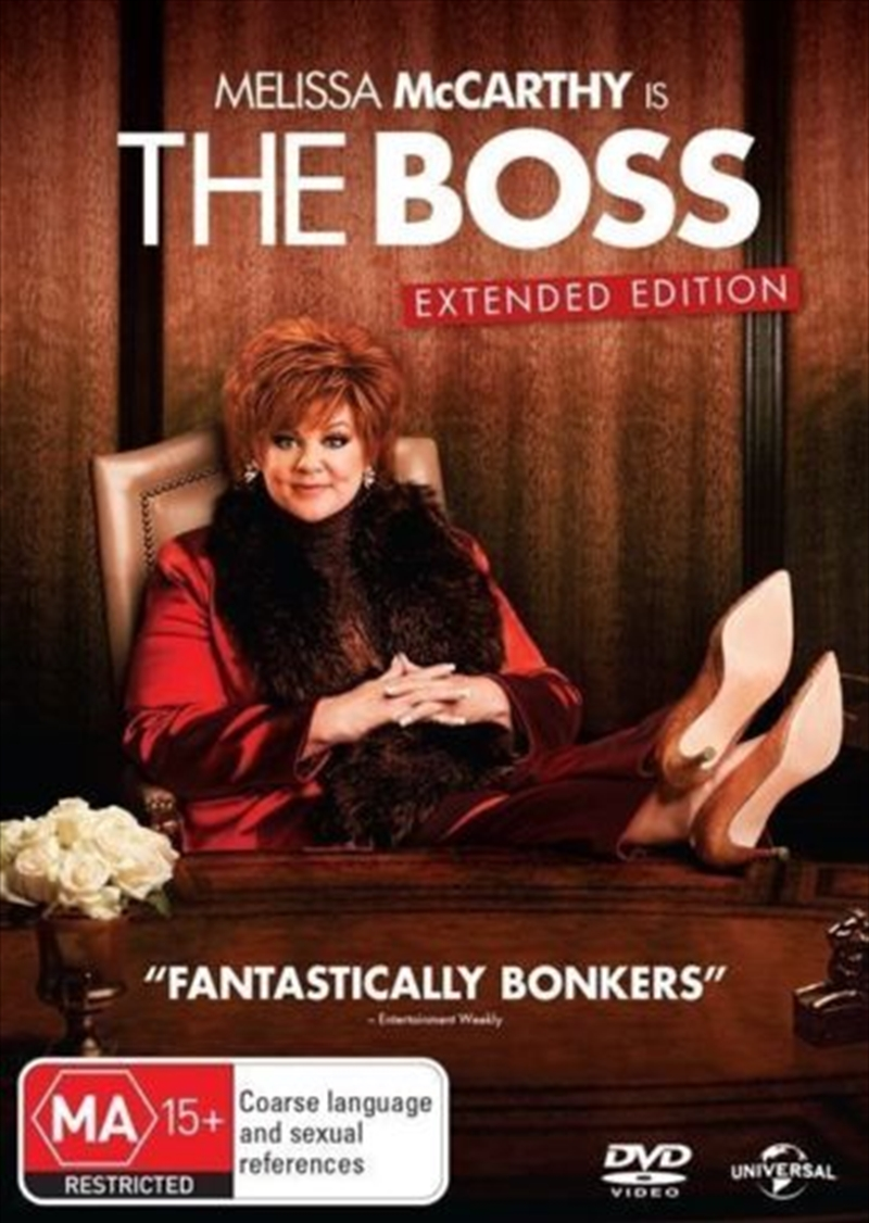 Boss, The | DVD