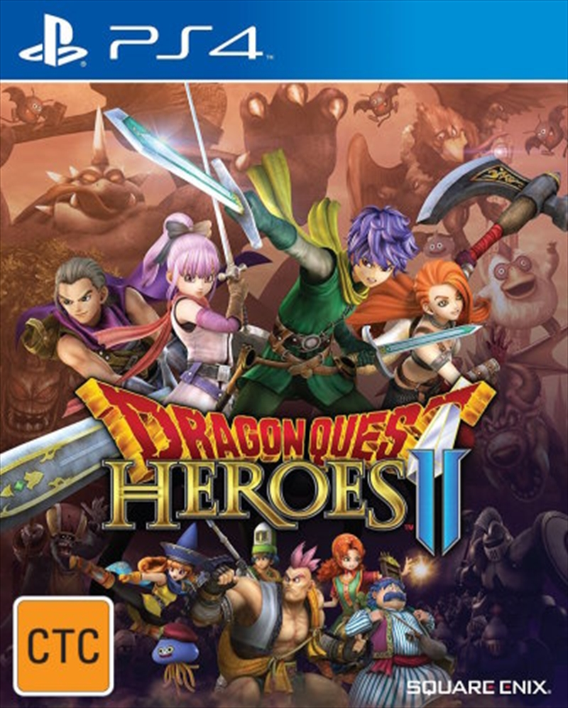 Dragon Quest Heroes 2 | PlayStation 4