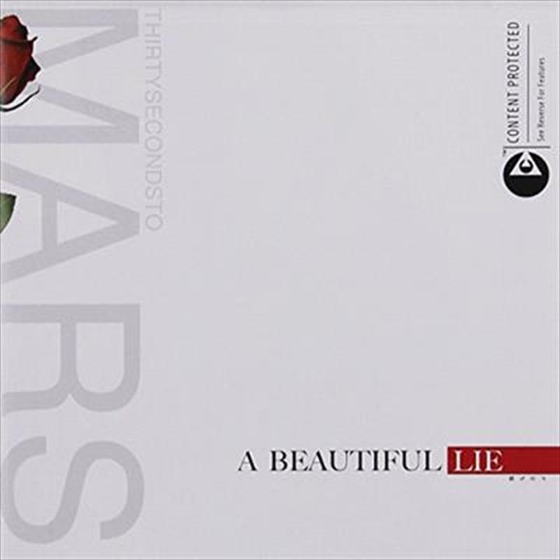 A Beautiful Lie | CD