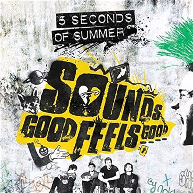 Sounds Good Feels Good | CD