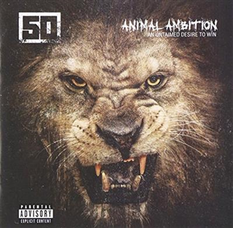 Animal Ambition- An Untamed Desire To Win | CD