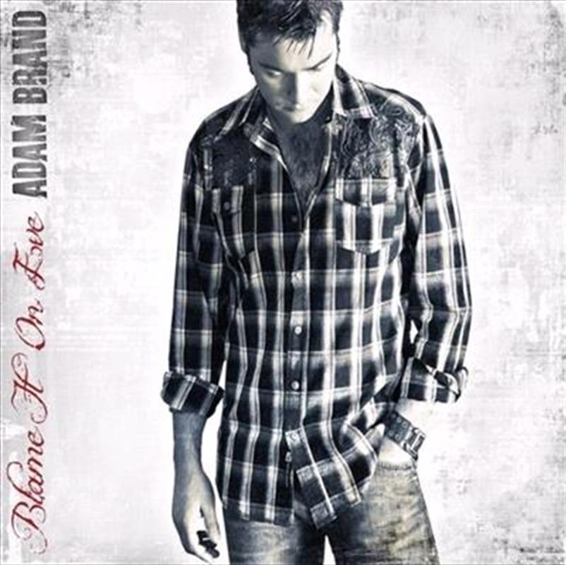 Blame It On Eve | CD