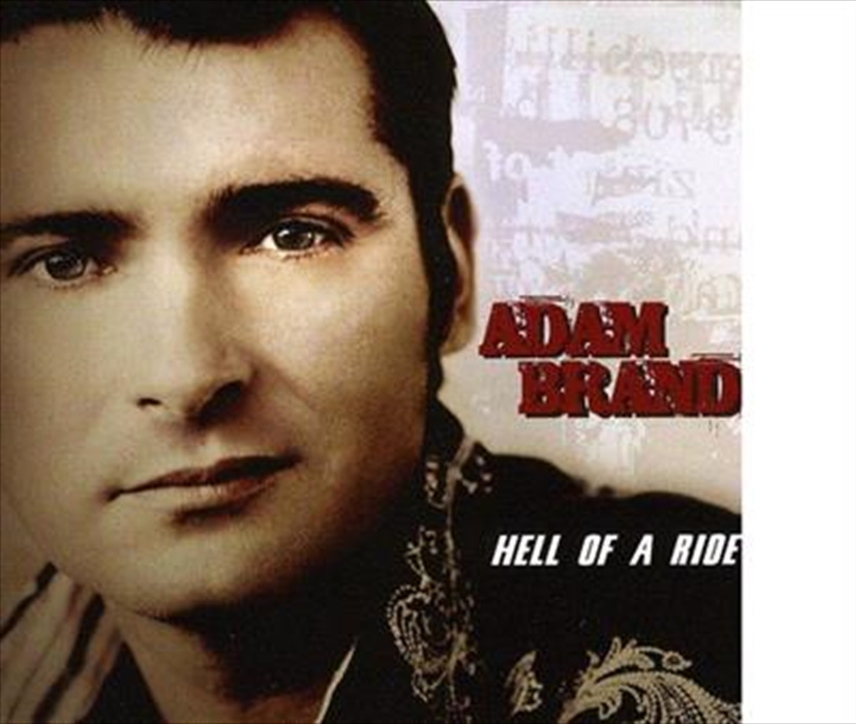 Hell Of A Ride | CD