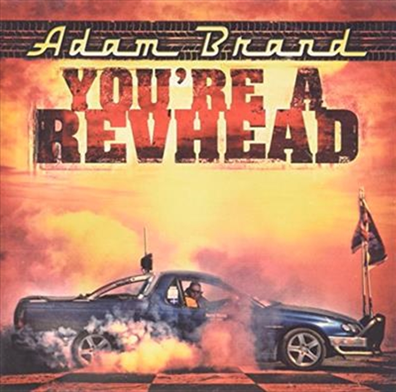 You're A Revhead | CD/DVD