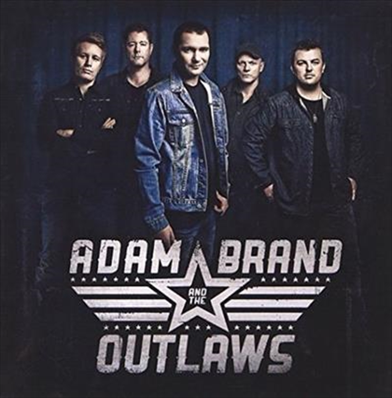 Adam Brand & The Outlaws | CD