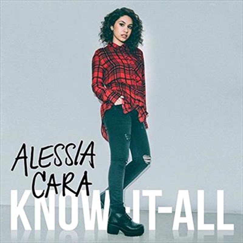 Know-It-All | CD