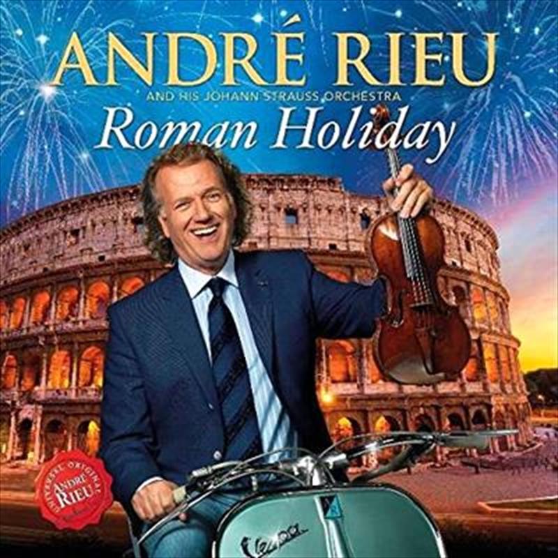 Roman Holiday | CD