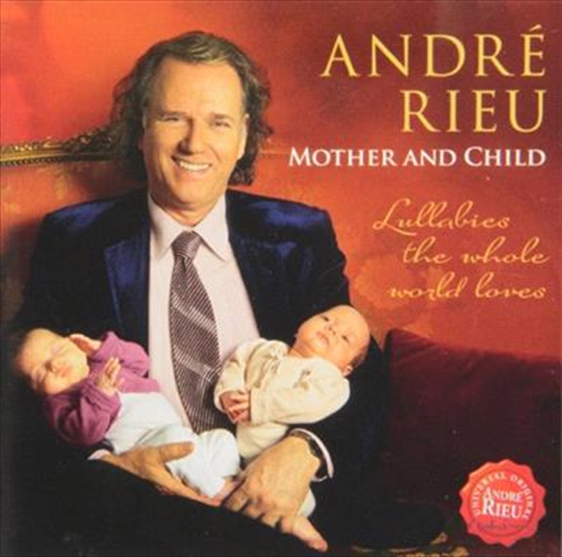 Mother and Child - Lullabies The Whole World Loves | CD