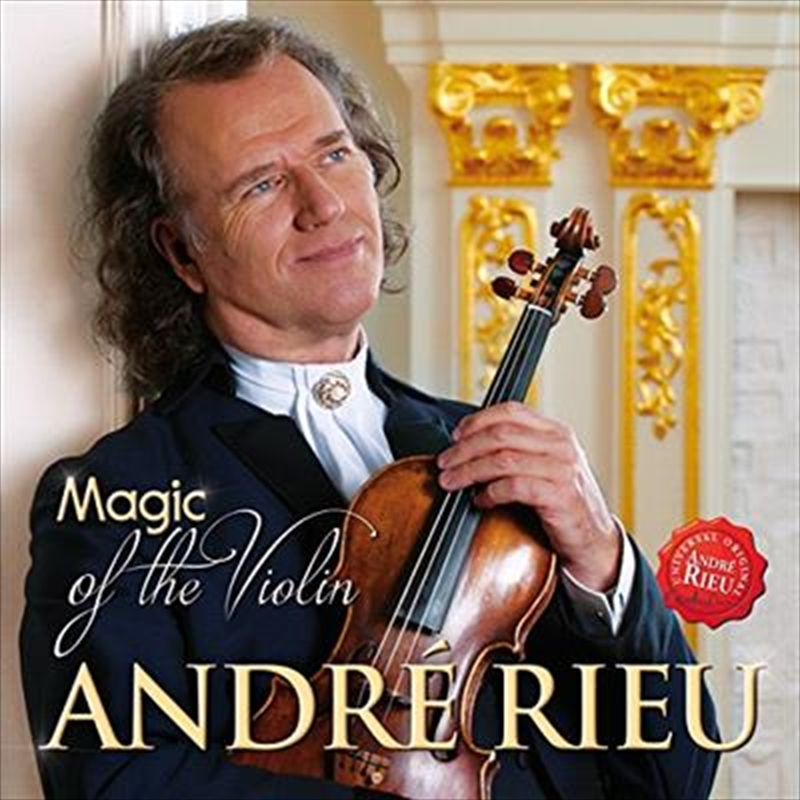 Magic Of The Violin | CD