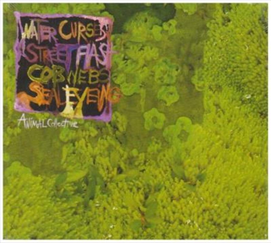 Water Curses | CD Singles