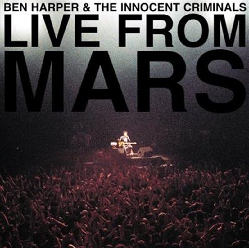 Live From Mars | CD