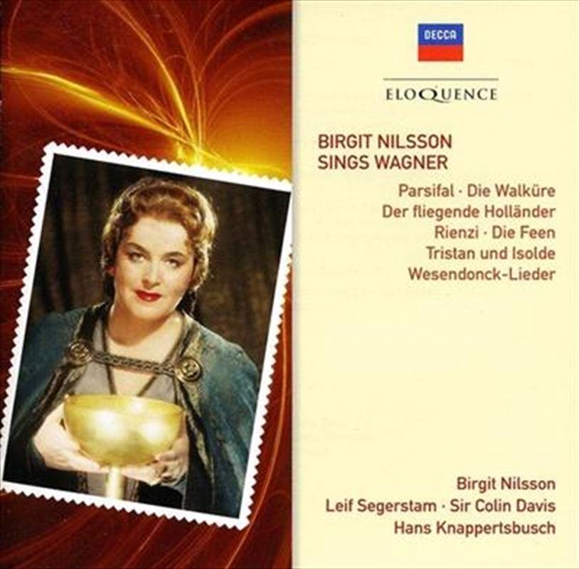 Birgit Nilsson Sings Wagner | CD