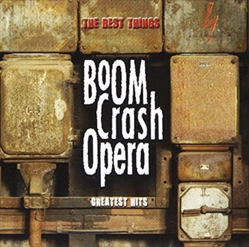 Best Things | CD