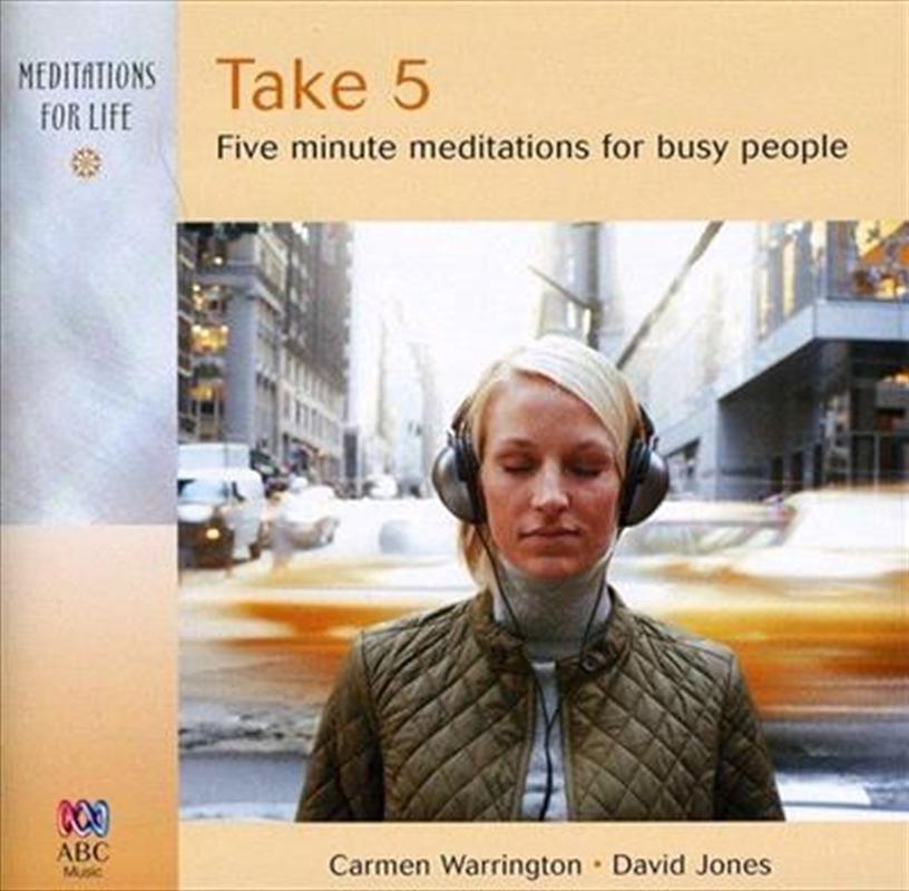 Take 5   CD