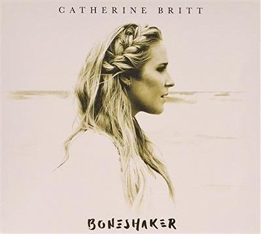 Boneshaker | CD