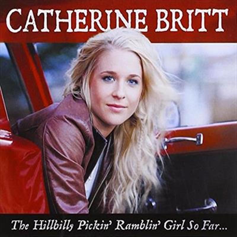 Hillbilly Pickin' Ramblin' Girl | CD