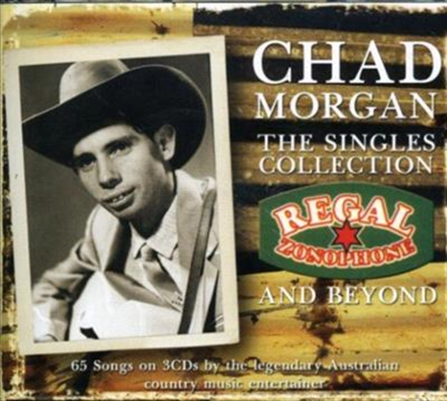 Singles Collection - Regal Zonophone and Beyond | CD